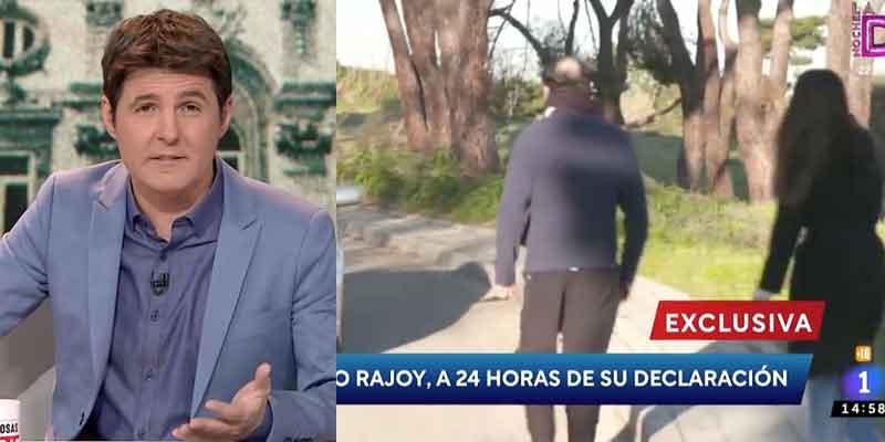 """El PP estalla tras la vergonzosa encerrona de Cintora a Rajoy: """"Hay que ventilar RTVE"""""""