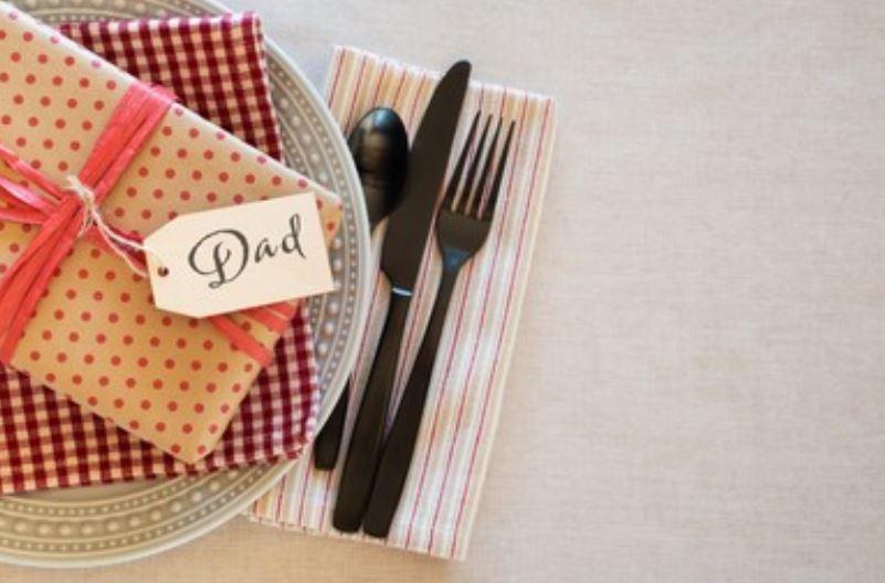 Menú del Día del Padre