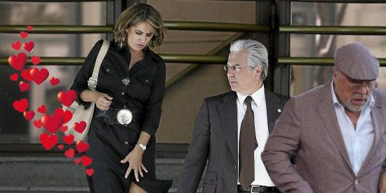 Las citas 'secretas' de Dolores Delgado en el 'picadero' de Baltasar Garzón acaloran a Podemos