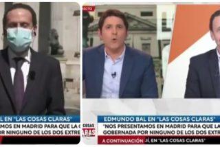 Autozasca de Edmundo Bal (C's): así negaba 24 horas antes su posterior candidatura a las elecciones en Madrid