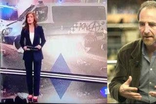 """""""Disturbios, vandalismo..."""": los contorsionismos de TVE para no llamar terrorismo callejero a lo que ocurre en Barcelona"""