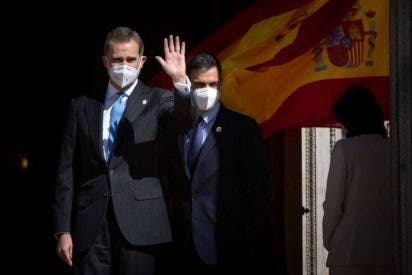 El Rey derrota al govern separatista de Cataluña: Naufraga el boicot contra Felipe VI en Barcelona