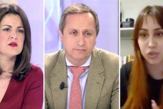 """Bestial 'barrida' en TV a la portavoz de Femen: """"¿Por qué tus pechos dicen más que tu boca?"""""""