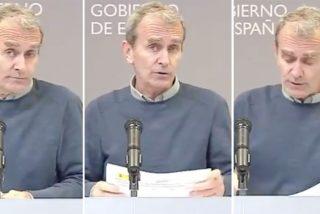 El bocazas Fernando Simón se las da de vidente y pone fecha muy cercana al fin de la pandemia