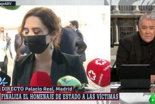 Atroz palo a Ferreras: laSexta manipula un sondeo para dañar al PP y Ayuso alcanza mayoría absoluta