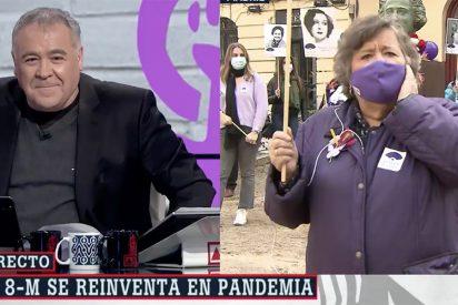 La estúpida 'sororidad' de Cristina Almeida y Ferreras: grave ofensa a Díaz Ayuso por ser 'poca mujer'