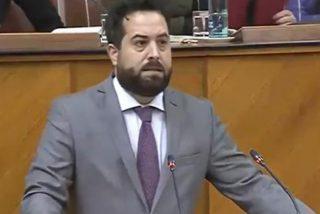 """Un diputado de CS en el Parlamento andaluz: """"Estoy hasta los cojones de todos nosotros, damos vergüenza"""""""