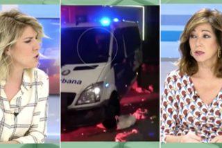 El colosal golpe de Ana Rosa en el primer minuto de programa a la impertinente tertuliana sanchista