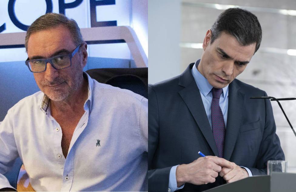 Herrera fulmina a Sánchez: 700.000 euros para la vacuna española y 53 millones a la aerolínea chavista