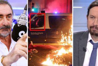 """Herrera recuerda lo que decía Iglesias sobre los policías: """"El cantamañanas presumía de ponerse cachondo cuando pegaban a alguno"""""""