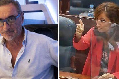 """Herrera desenmascara a Mónica """"Pistolitas"""": """"Si no estás en su camarilla, ella considera que eres basura civil"""""""