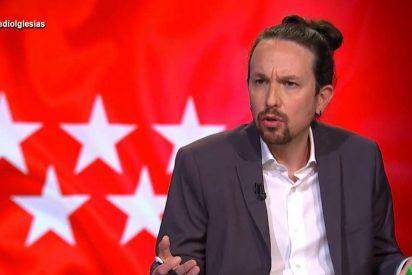 Sigue el acoso de Podemos contra los periodistas: Iglesias pone en la diana a Ana Rosa, Losantos, Herrera y Vallés