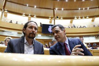 Alivio y fiesta en el CNI: Iglesias se queda sin acceso a información sensible y no pisará más 'La Casa'