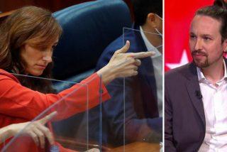 """La 'pistolera' de Más Madrid frena en seco las intenciones del machirulo Iglesias: """"Madrid no es una serie de Netflix"""""""