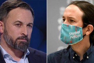"""La reacción de VOX a la huida de Pablo Iglesias del Gobierno: """"¿No es 28 de diciembre?"""""""