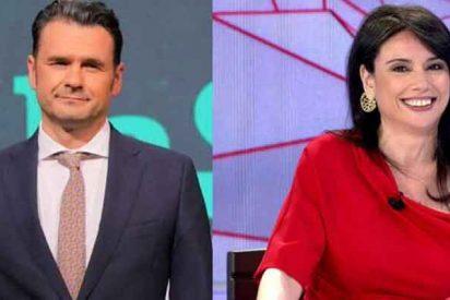 Mano de palos a Iñaki López y Marta Flich por quererse hacer perdonar su arrogancia con los que alertaban del coronavirus hace un año