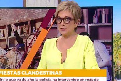 """Esta es la televisión pública madrileña: """"La que ha liado Isabel Díaz Ayuso, la que ha liado"""""""
