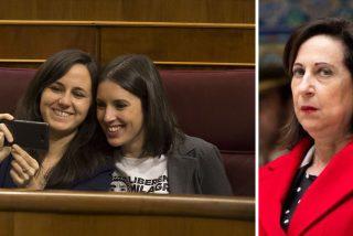 Los dos tristes méritos de Ione Belarra para ser ministra: amiguísima del matrimonio y azote de Margarita Robles