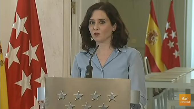 """Germán Gorraiz Lopez: """"¿Es Ayuso deudora del ideario de Vox?"""