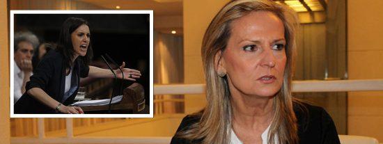 Isabel San Sebastián planta cara a los energúmenos que la acosan por haber criticado a Irene Montero