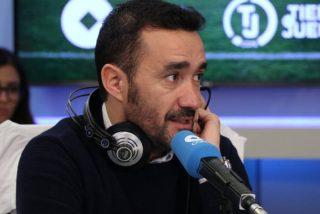 El error fatal de Juanma Castaño en directo en COPE por el que le golpean con saña en redes