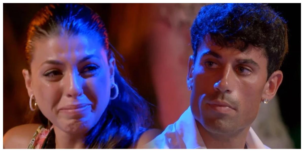 Broncas, decepciones y dos parejas felices: la final más previsible en 'La isla de las tentaciones 3'