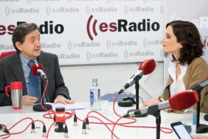 """Losantos: """"El 4 de mayo votaremos la España que simboliza el Madrid de Ayuso"""""""