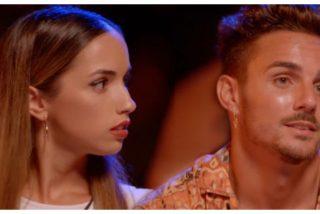 'La isla de las tentaciones 3': la 'mala leche' de Lucía, tocamientos incómodos y el adiós de una pareja