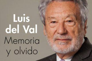 """Luis del Val: """"Iñaki Gabilondo es el rigor y la disciplina; Carlos Herrera es más relajado y menos exigente"""""""