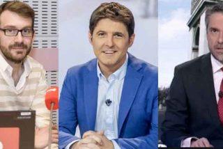 Hasta Marc Sala (RNE) y Carlos Franganillo (TVE) censuran el periodismo sensacionalista de su compañero Jesús Cintora