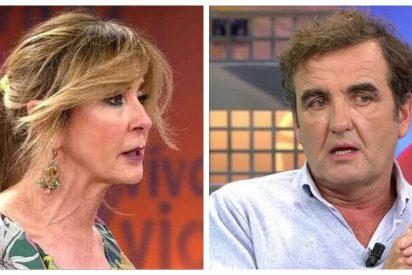 'Sálvame': Antonio Montero se pronuncia sobre la grave enfermedad que sufre su mujer, Marisa Martín Blázquez