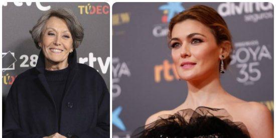"El 'homenaje' de RTVE al 8-M durante la gala de los 'Goya': ""Esta cobra, macho, pero puta, puta"""