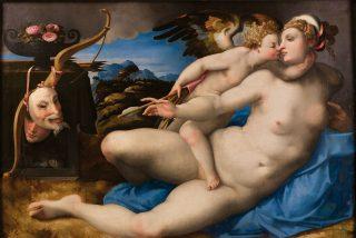 Pasión mitológica en el Prado