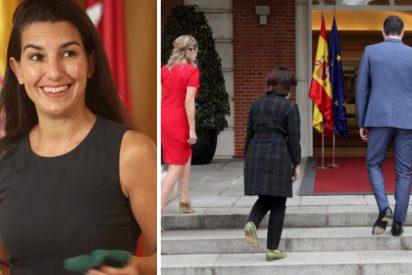 """Monasterio masacra al """"narcisista"""" Sánchez: """"¿Acaso necesitamos su ayuda para llegar a ser ministras?"""""""