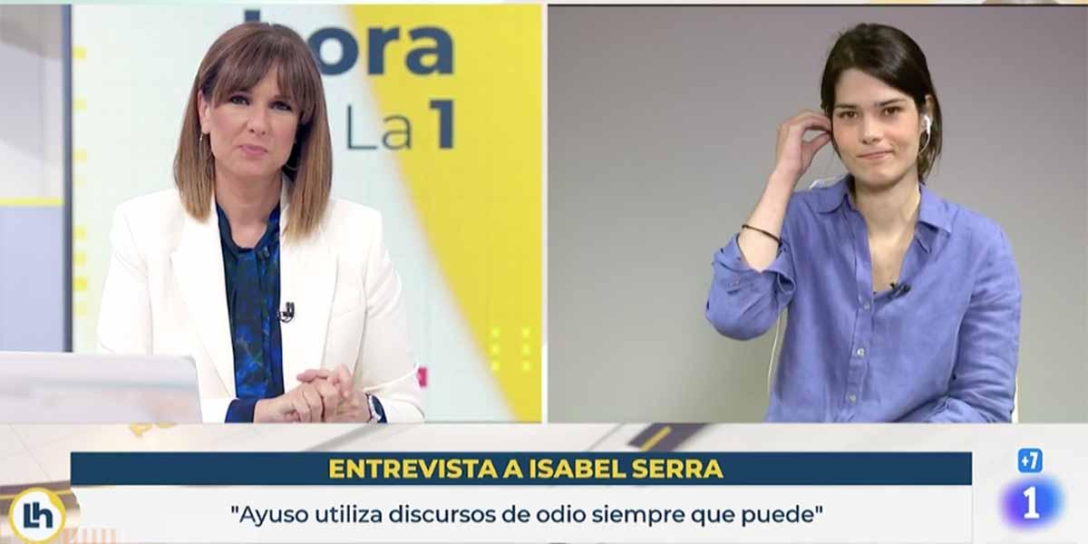 La pregunta clave a Isa Serra termina en la respuesta más boba de la de Podemos