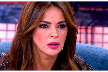 Olga Moreno, mujer de Antonio David Flores, la gran víctima de la manipulación de Telecinco