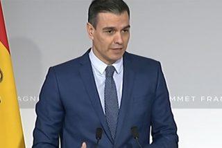 Sánchez, desde Francia, traga con la huida de Iglesias a Madrid y con Yolanda Díaz de vicepresidenta