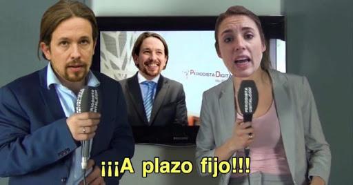Twitter es un hervidero de sospechas ante el enorme e inexplicable enriquecimiento de Pablo Iglesias