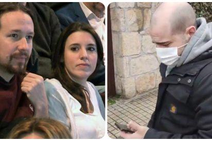 El nuevo lujo de Iglesias y Montero tras la niñera, chófer y criados: 'El Pirrakas', un segurita 'bukanero'