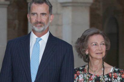 El Rey Felipe noquea a Sánchez e Iglesias con una decisiva decisión oficial sobre Doña Sofía