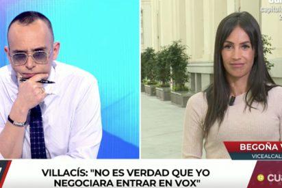 "El error de Begoña Villacís con Risto que aprovechan desde VOX: ""Bendita ignorancia..."""