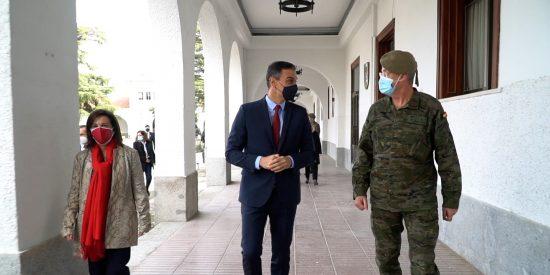 Un Coronel noquea a Moncloa: palo y lección histórica a Iglesias, Sánchez y Margarita Robles