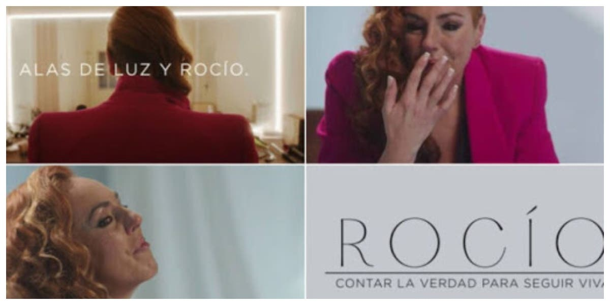 ¿Por qué Mediaset no dona todo el dinero que ha ganado con Rocío Carrasco a una ONG contra la violencia machista?