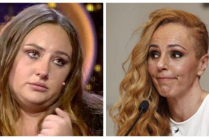 De esto no hablan en Telecinco: Rocío Carrasco ha puesto a su propia hija a los pies de los caballos