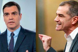 El País y Toni Cantó 'vacunan' a Pedro Sánchez a cuenta de su incumplimiento con las dosis del coronavirus