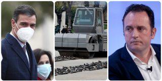"""Daniel Portero: """"Sánchez utiliza a las víctimas de ETA para apisonar el relato verdadero del terror"""""""