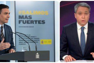 """Vicente Vallés: """"El coronavirus, al contrario de lo que anunció Sánchez, no nos ha hecho más fuertes"""""""
