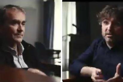 """Fernando Simón traga saliva cuando Jordi Évole desea saber si es de izquierdas o derechas: """"¿Tengo que decirlo?"""""""