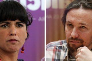 """Teresa Rodríguez apalea a Iglesias: """"Se va porque se aburre y para su vendetta personal con Errejón. ¡Es casquería!"""""""