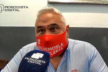 """Tomás Gutiérrez: """"La situación de la hostelería es preocupante, sobrevivimos gracias a la Comunidad de Madrid"""""""
